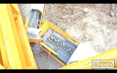 Satılık Taş Maden Kırma Eleme Ve Yıkama Tesisleri General Maki̇na