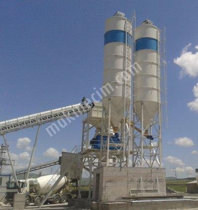 Çimento Silosu 100 Ton