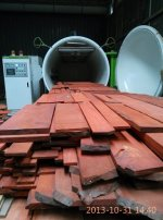 10M3 HIGH FREQUENCY VACUUM WOOD DRYER