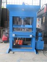 Hydraulic Press ..hidrolik Plaka Presi 45 Ton
