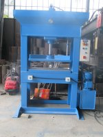 Hydraulic Press ..Hidrolik plaka presi 45 ton