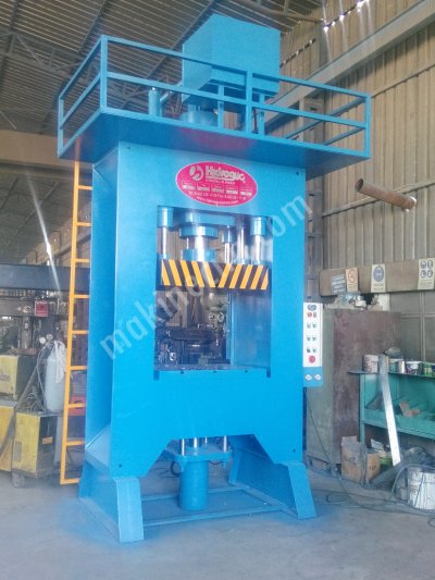 Hydraulic Press ..400 Ton Sac Sıvama Presi