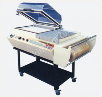 Satılık Sıfır Küvezli Shrink Makinası 40*55  - Küvezli Shrink Makinası 55*75 Fiyatları Konya küvezli shrink makinesi,shrink,makine