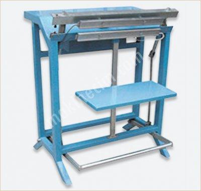 Düz Yapıştırma Ağız Kapama  Makinası