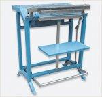 Düz Yapıştırma Ağız Kapama  Makinası Pnomatik