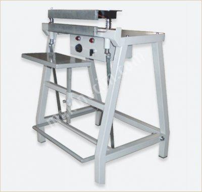 Tırtırlı Ağız Kapama Yapıştırma Makinası