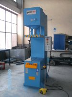 Hydraulic C-Type Mounting Press
