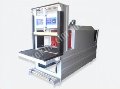 Shrink,  Ambalaj, Dolum  Makinaları, Etiketleme Makinaları  Vb... Özel Üretim Yapılır