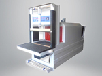 Shrink Packaging, Custom Manufacturing,  Filling Machine