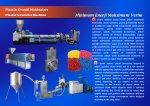Plastik Extruderi,granül Bodinoz Makinaları
