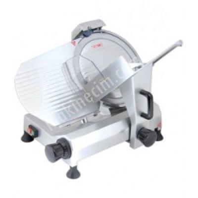 Salam Sucuk Pastırma Kaşar Dilimleme Makinası 27 50 Cm