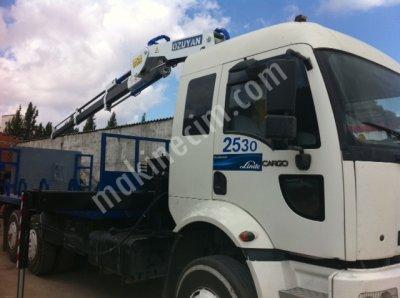 Satılık 2. El SATILIK KAMYON VİNÇLERİ Fiyatları İzmir hurda yükleme vinçleri imalat