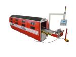 5 Eksen Malafasız 32 Cnc R2 Boru Bükme Makinası