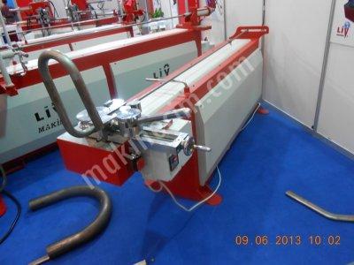 Boru Bükme Makinası Lv 32 Mk   32 Kayışsız Reduktörlü Dijital Ekranlı