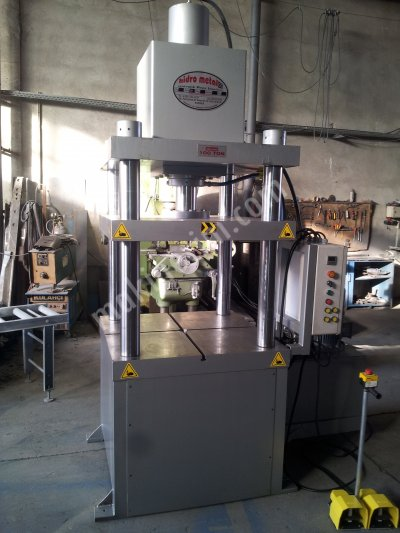 100 Tons Hydraulic H Tipe Press