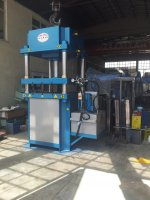 200 TONS HİDROLİK  FORM PRESS