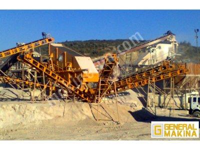 09-Satılık Maden Kırma Tesisi General Makina-0532 465 07 39