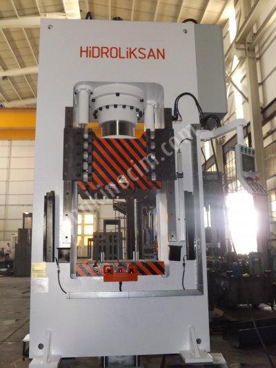 Satılık Sıfır 250 Ton H Tipi Pres Fiyatları Konya 250 ton h tipi pres