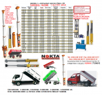Kademeli Römork Lift Piston Satış, Kademeli Liftler, Kademeli Römork Piston Ardahan, Kademeli Piston