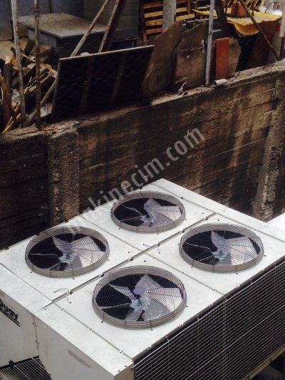 Satılık İkinci El 130.000kcal/h Su soğutma cihazı chiller Fiyatları İstanbul MCQUAY SU SOĞUTMA CİHAZI CHİLLER SOĞUTUCU