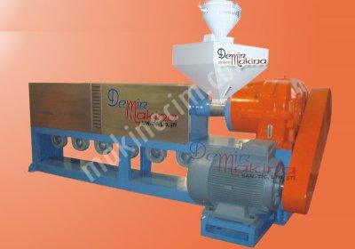Plastik Granül Makinası