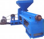 2. El Plastik Granül Makinası