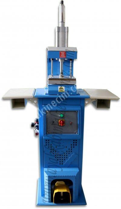 Klişe Baskı Ve Yakma Makinası - Erkan Makina Ems 434