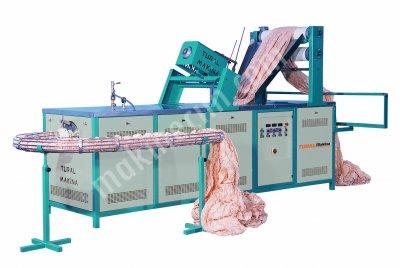 Kırıstırma Makinesi Kumaş Kırıstırma