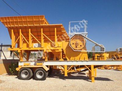 Maden Kırma Makinaları Üretimi