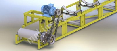 Satılık Konveyör Bant Sistemleri satılık Konveyörler   General Makina