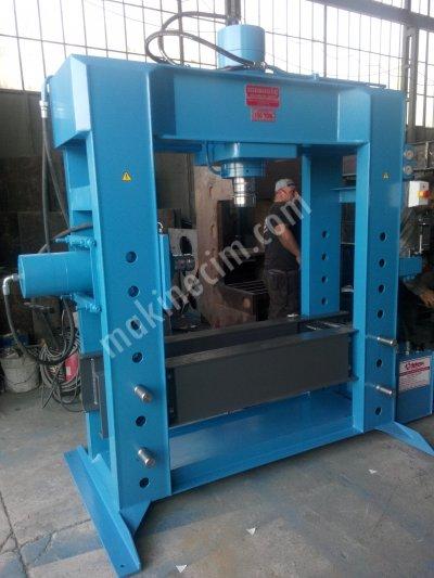 Hydraulic Press ..ÇİFT SİLİNDİRLİ TARIM MAKİNASI YEDEK PARÇALARINDA KULLANILAN ÖZEL PRES