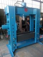 Hydraulic Press ..çift Silindirli Tarım Makinası Yedek Parçalarında Kullanılan Özel Pres
