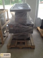 Huare 40 Lik Plastik Kırma Makinesi
