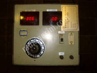 Yüksek Akım-Voltaj Test Cihazı