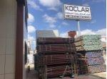 Plywood Teleskopik Direk İnşaat İskelesi Kereste Saç Pano Osb Membran Alım Satımı