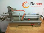 Renas Machine Semi-Automatic Liquid Filling Machine