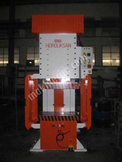 Satılık Sıfır 250 Ton C Tipi Pres Fiyatları Konya 250 ton c tipi pres