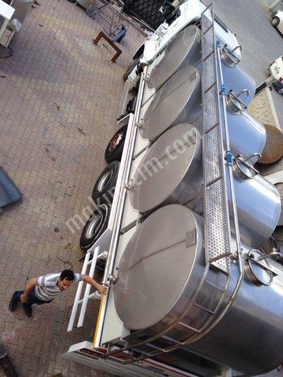 Satılık Sıfır Süt taşıma tankları Fiyatları Konya Süt nakil tankı,süt tasıma tankı,gıda taşıma tankı,taşıma tankı,tank,tanker,tanklar