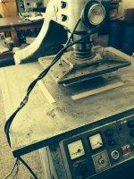 Yüksek Frekans Baskı Makinesi 4.5 Kw