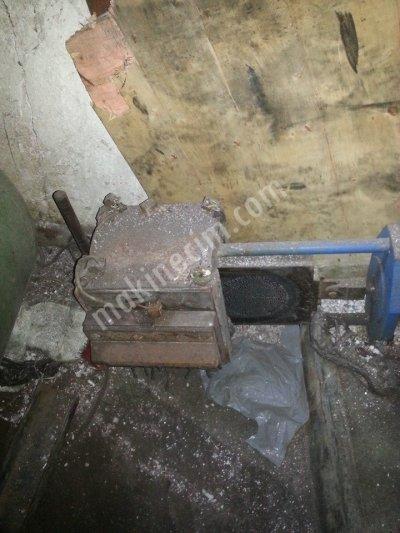 Satılık 2. El 180 lik granül kafası Fiyatları İstanbul granül makinası,agromel makinası,granül makinası kafası,kırma makinası
