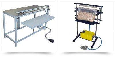 Tırtırlı Ve Soğuk Çene Ağız Yapıştırma Makineleri
