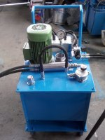 Hydraulic Press ..hidrogüç Hidrolik Güç Ünitesi