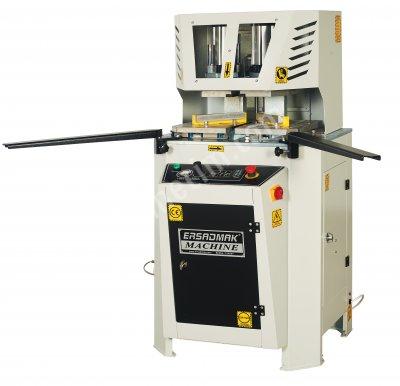 Pvc Koparmalı Tek Köşe Kaynak Makinesi 0.2Mm