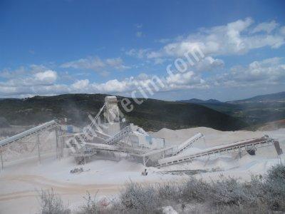 Maden Kırma Eleme Stoklama Tesisleri   General Makina
