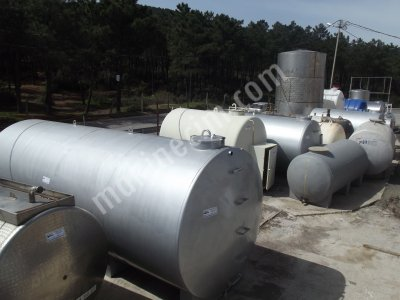 For Sale 2nd Hand food mixing tank,water tank,stainles steel tank,tanks