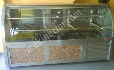 1-06-2300 Vitrin Tip Soğutucu / Kebap Vitrini