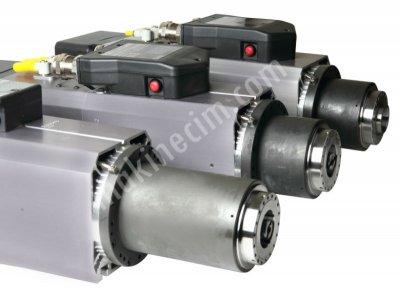 Hiteco 10 Kw/12 Kw Otomatik Takım Değiştirmeli Spindle Motor