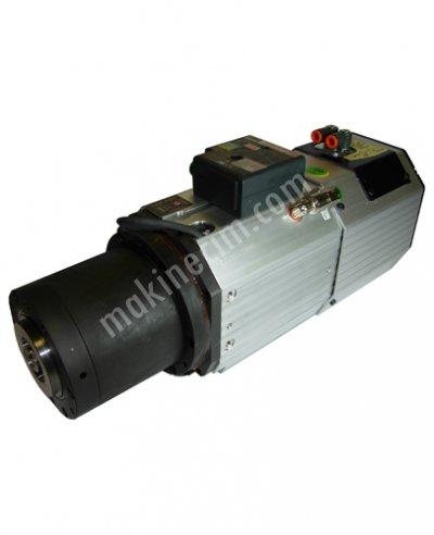 Hsd 7 5kw 10 0kw Otomatik Tak M De I Tirmeli Spindle Motor A A Leme