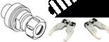 Hsd Otomatik Takım Değiştirmeli Spindle Motor Hsk F63 Çatalı