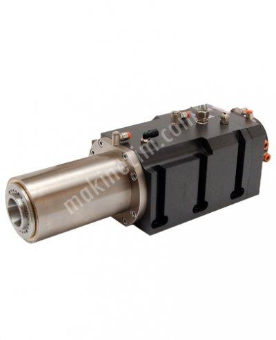 Hsd 6.0Kw/8.0Kw Iso 40 Otomatik Takım Değiştirmeli Spindle Motor Taş(Mermer) Cam İşle..